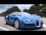Bugatti Veyron Grand Sport HARD ACCELERATION