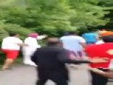 Blame It On The Alcohol: Desi Uncles Get Into A Huge Brawl At An Indian Family Picnic
