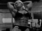 Body Builder Who Says Pumping Iron Helped Her Beat Anorexia