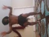 Boy Dances To Tina Turner In Skirt