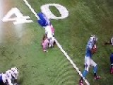Buffalo Bills Player Breaks His Neck...Maybe