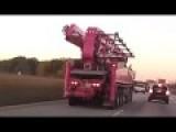 Brake Checking A Concrete Pump Truck