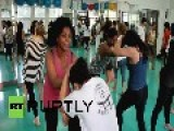 Brazil: Rio's Women Fight Back With Israeli Self-defence Lessons