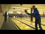 Bowling Strikes With A Ping Pong Ball