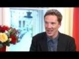 Benedict Cumberbatch Drawing Helps Fame 'nonsense'