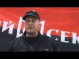 BREAKING Ukraine Neonazi Fuhrer D. Yarosh Total War Speech English Subs Included
