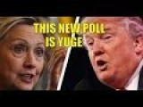 Boom! National Poll: Trump Leading 67% To Hillary's 19% Of 50,000 Voters Anonymous