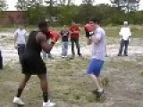 Backyard Boxing