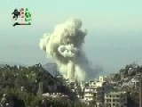 Battle For Latakia: Explosions Rock Salma