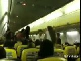 Bride To Be Attacks One Of Her Hen Party On A Plane