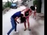 Brutal Girl Fight!!!