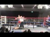 Brutal Boxing Knockout