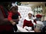 Black Santa Claus Triggers SJW