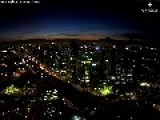 Beautiful Timelapse Of A Dawn In Uruapan, Mexico