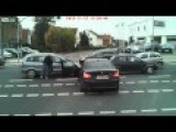 BMW Road Rage Instant KARMA Accident In GERMANY