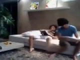 Boy Gets Slapped With Ipad For Losing Game