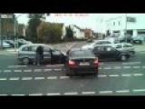 BMW Road Rage + Instant Karma In Germany