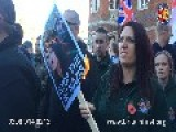 BRITAIN FIRST DAY OF ACTION IN ROCHESTER