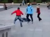 Best Fight Ever! 4 Vs 1