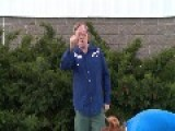 Bubbles From Trailer Park Boys ALS Ice Bucket Challenge