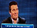 British Game Show Host Can't Stop Laughing At A German Name