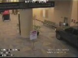 Bold ATM Machine Robber Caught On Tape