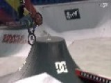 BMX Rider Knocked Out Cold During Simple Session 2014