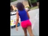 Black Girls Attack Ice Cream Vendor