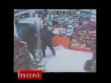Brave Shop Owner Vs 2 Robbers