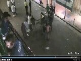 Bourbon Street Shooting - New Orleans Street Cam 6.29.14