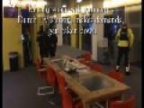 BREAKING: Police Take Down Muslim Attacker In Dutch TV Station