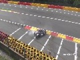 Big Crash At Spa-Francrchamps 6 9 14