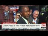 Ben Carson Gets Angry And Combative In Interview With CNN's New Day