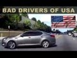 Bad Drivers Compilation: USA, April - May 2016