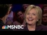 BREAKING NEWS Msnbc Asks Hillary The TOUGH QUESTIONS That Need Answers