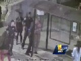 Baltimore Police Officer Caught On Video Beating Suspect