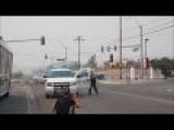 Black Man Vs White Man Carrying AR-15 Legally