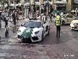 Bugatti Veyron Latest Dubai Police Car