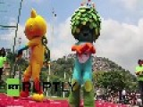 Brazil: Rio 2016 Olympic Mascots Unveiled