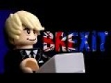BREXIT: If Boris Was Honest Lego Movie Parody