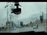 Bulletproof Glas Saves Kurdish Forces From ISIS Sniper In Kobane
