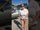 Big Lady Trying To Fight With A 14-Year-Old Hoverboard Kid Is Trashiest Chick