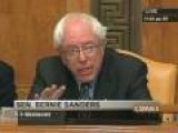 Bernanke Thinks Everyone Forgot About That Time Bernie Sanders Kicked His Ass