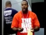 Busta Rhymes Snaps On A British Chick
