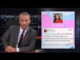 Bill Maher On Sarah Palin Pope Francis Twitter War