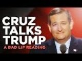 Bad Lip Reading: Ted Cruz