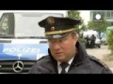 Berlin Muslim Terror Raids