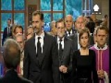 Barcelona: Spanish Royals Attend Memorial Service For Germanwings Crash Victims