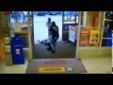 Beautiful Finnish Heroine Kicks Ass Of Two Beer Robbers