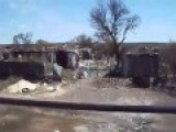 Broken Appliances Ukrainian Army In The Area Of Anti-terrorist Operation
